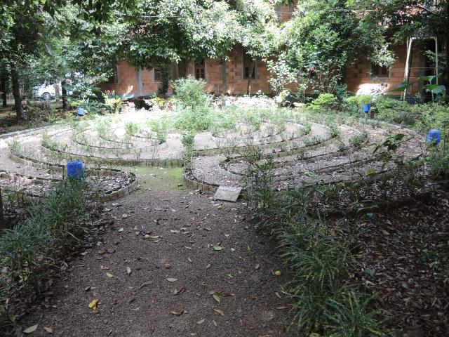 Labyrinth - Kalady, India